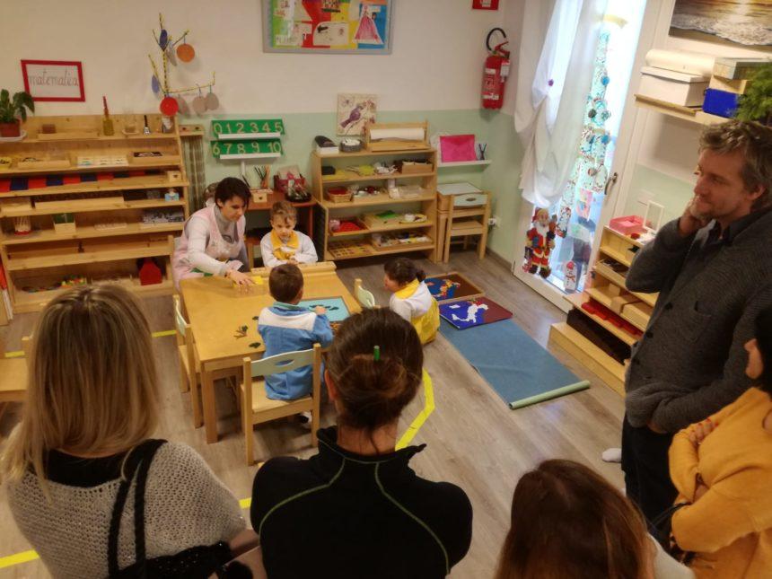 OPEN DAY Casa Dei Bambini 3/6 anni
